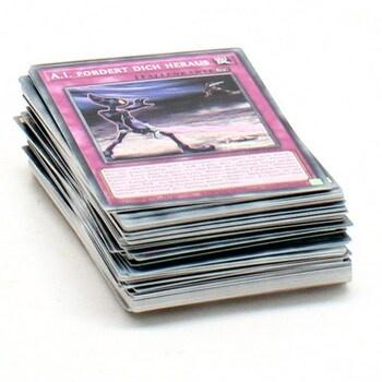 Sběratelské karty Yu-Gi-Oh! Yugi's Legendary
