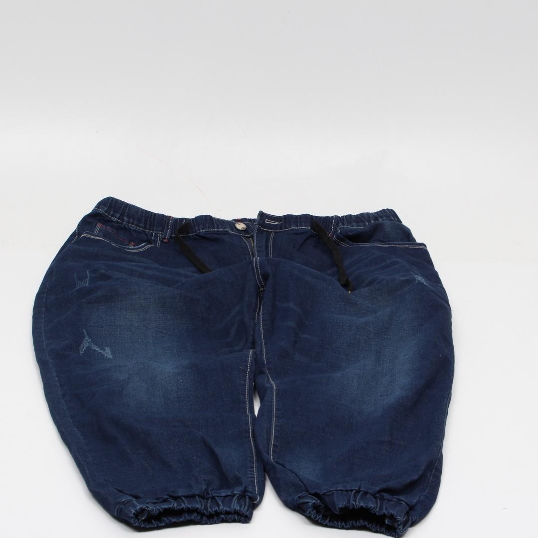 Pánské sportovní kalhoty Bumen modré