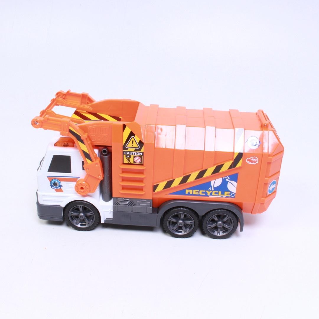 Popelářské auto Dickie Toys Action Series