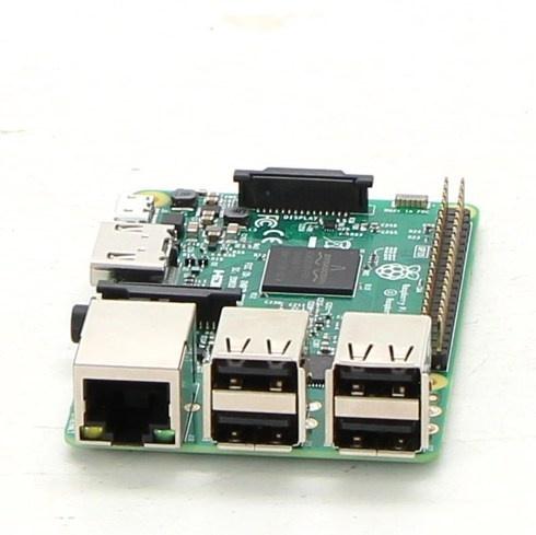 Základní deska Raspberry Pi 3 model B v1.2