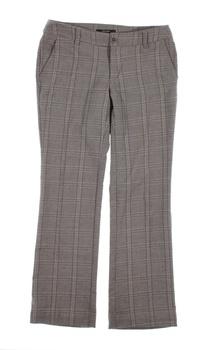 Společenské kalhoty Vero Moda šedé