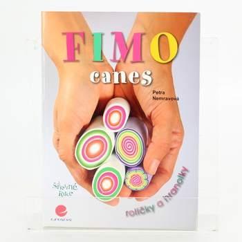 Kniha FIMO canes-roličky a hra.