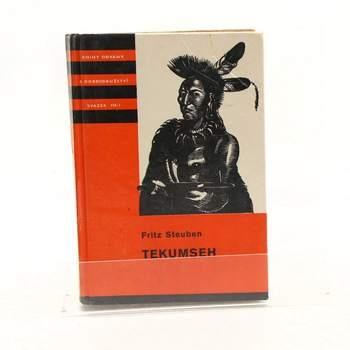 Kniha Fritz Steuben: Tekumseh