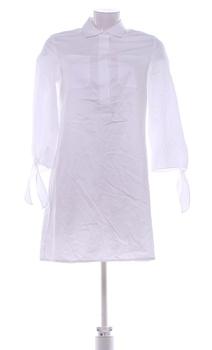 Letní šaty Tommy Hilfiger bílé