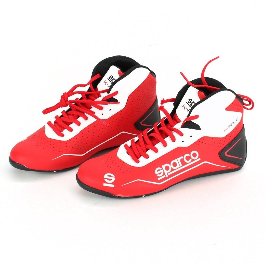 Motokárová obuv Sparco S00126942RSBI vel. 42