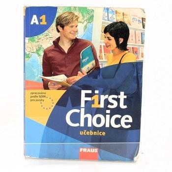 Angela Lloyd: First Choice A1 - Učebnice