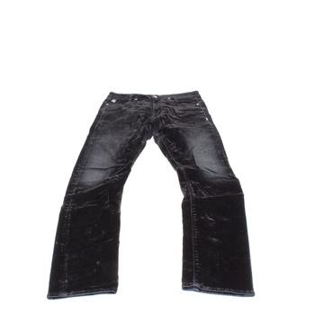 Pánské džíny RAW černé šisované