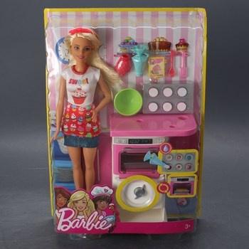 Barbie Mattel Bakery Chef