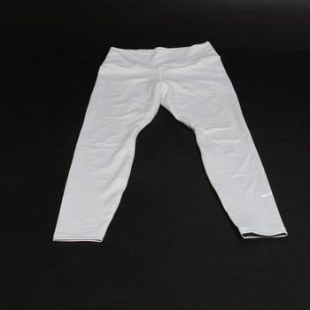 Dámské legíny Nike AJ8827 bílé vel. M