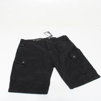 Pánské šortky G-Star Raw D14034 černé vel. L