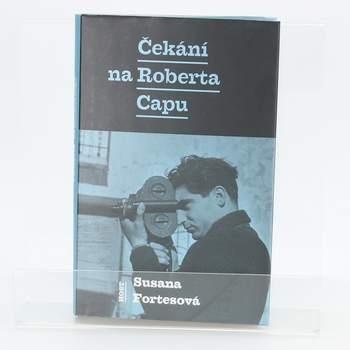 Historický román Čekání na Roberta Capu