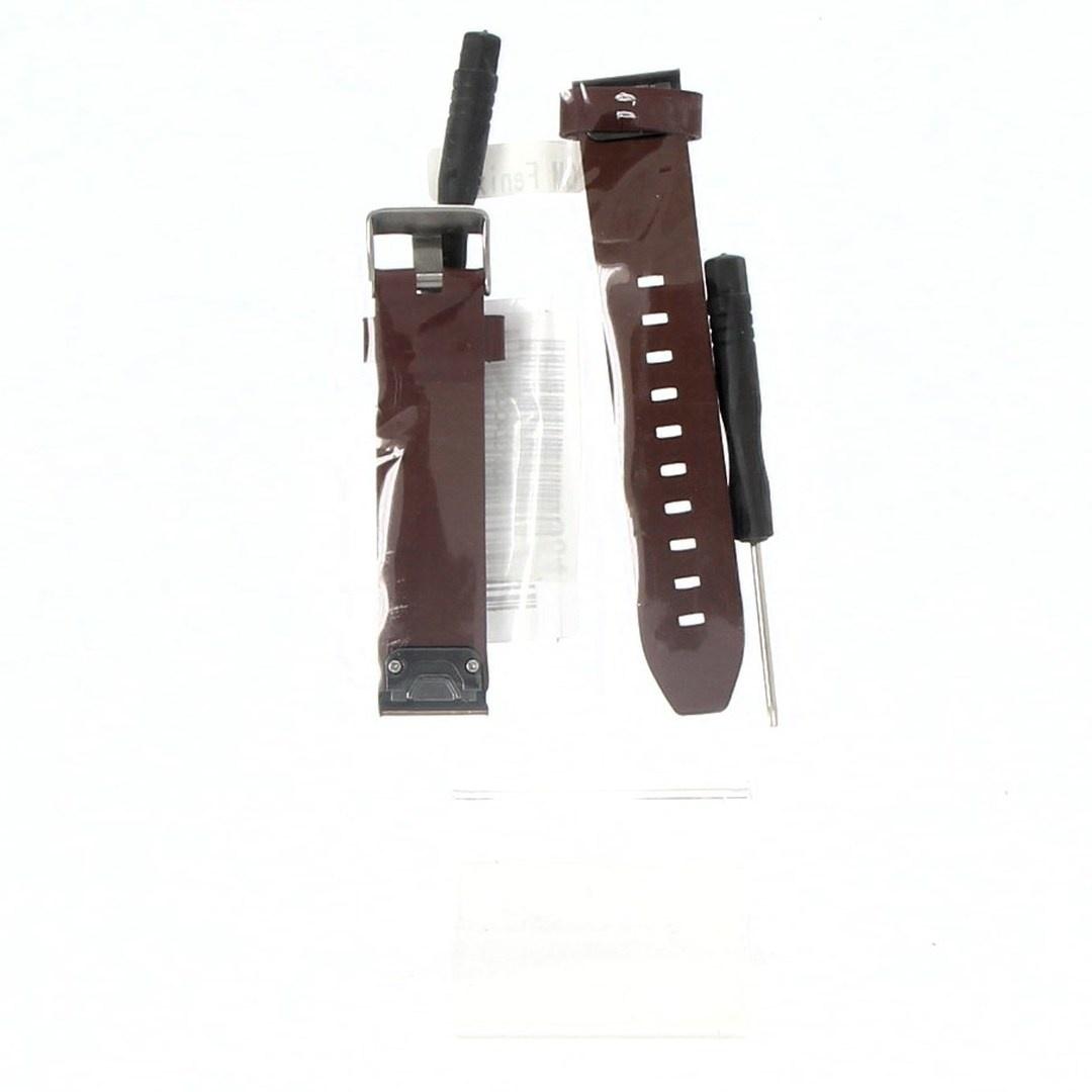 Řemínek k hodinkám TOPsic kožený