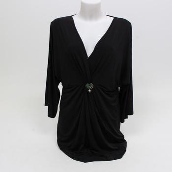 Dámské elegantní černé šaty Guess