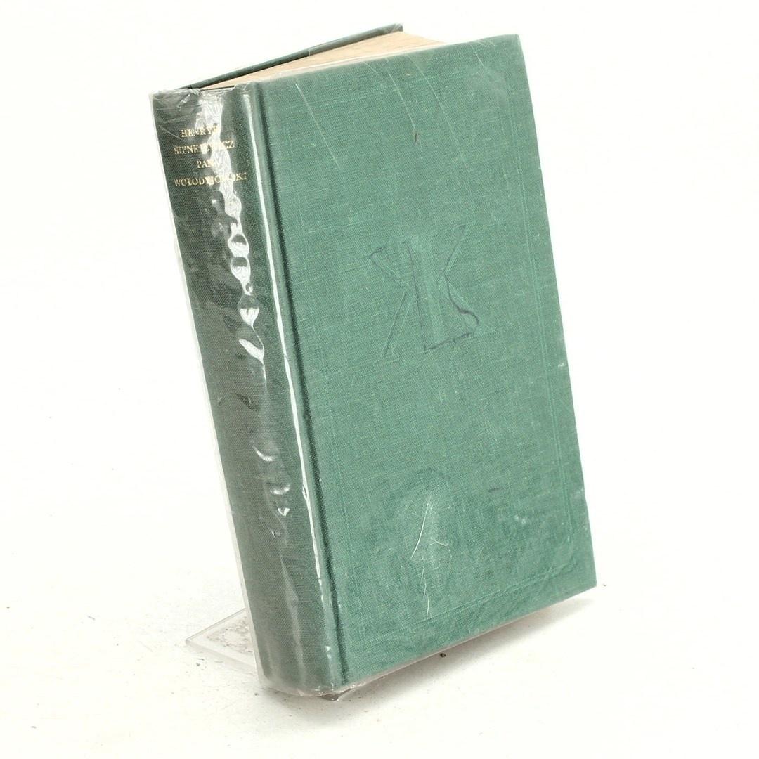 Kniha Henryk Sienkiewicz: Pan Wolodyjowski
