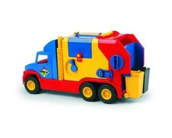 Popelářské auto Wader 36580