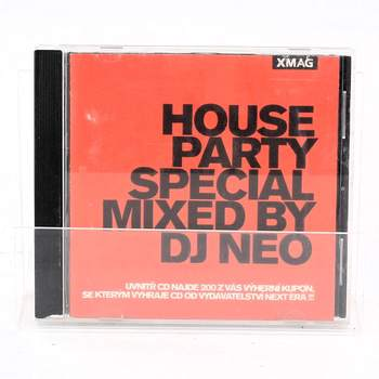CD House party special mixed DJ NEO
