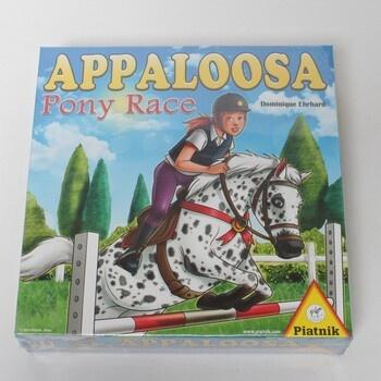 Desková hra Piatnik Appaloosa Pony Race