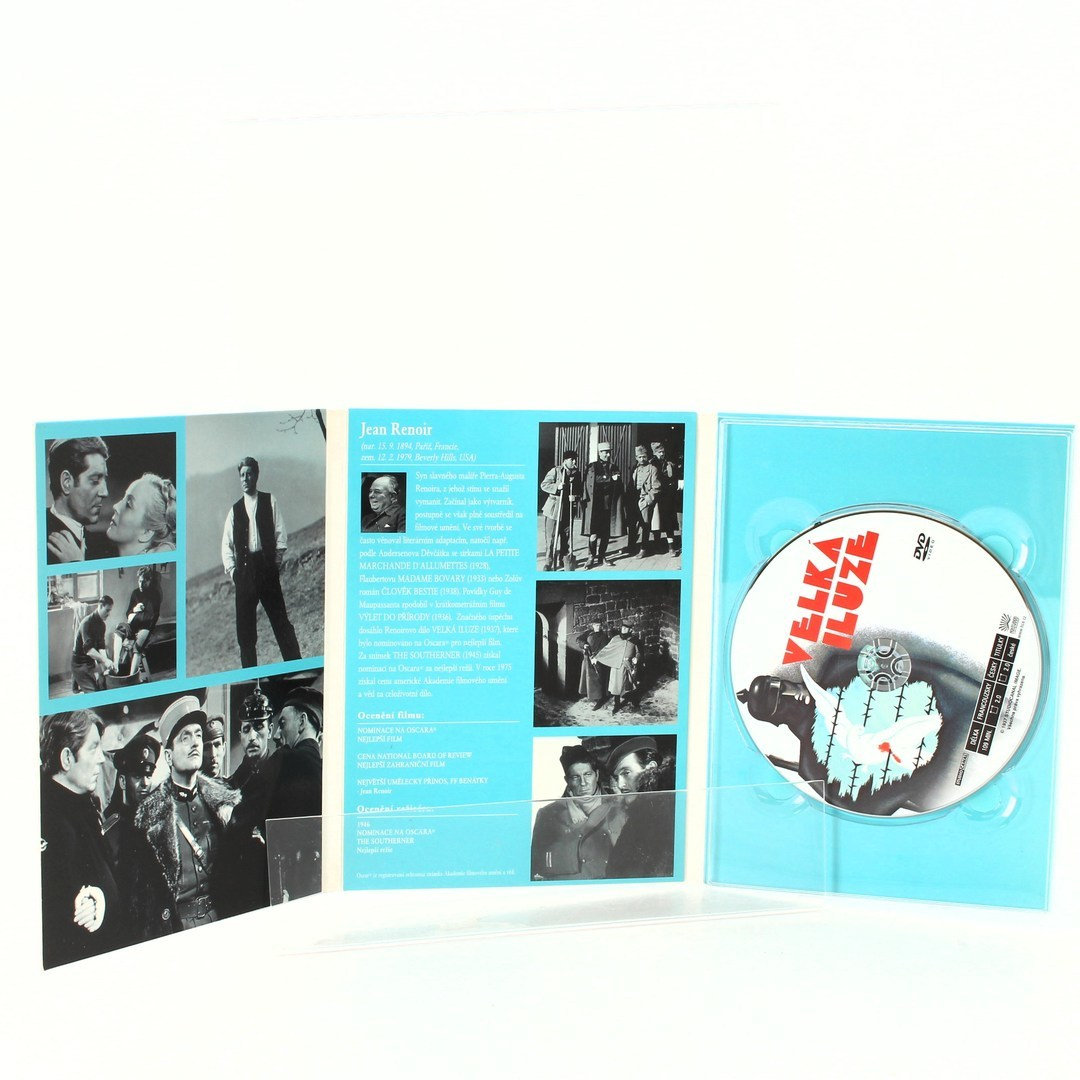 DVD Velká iluze