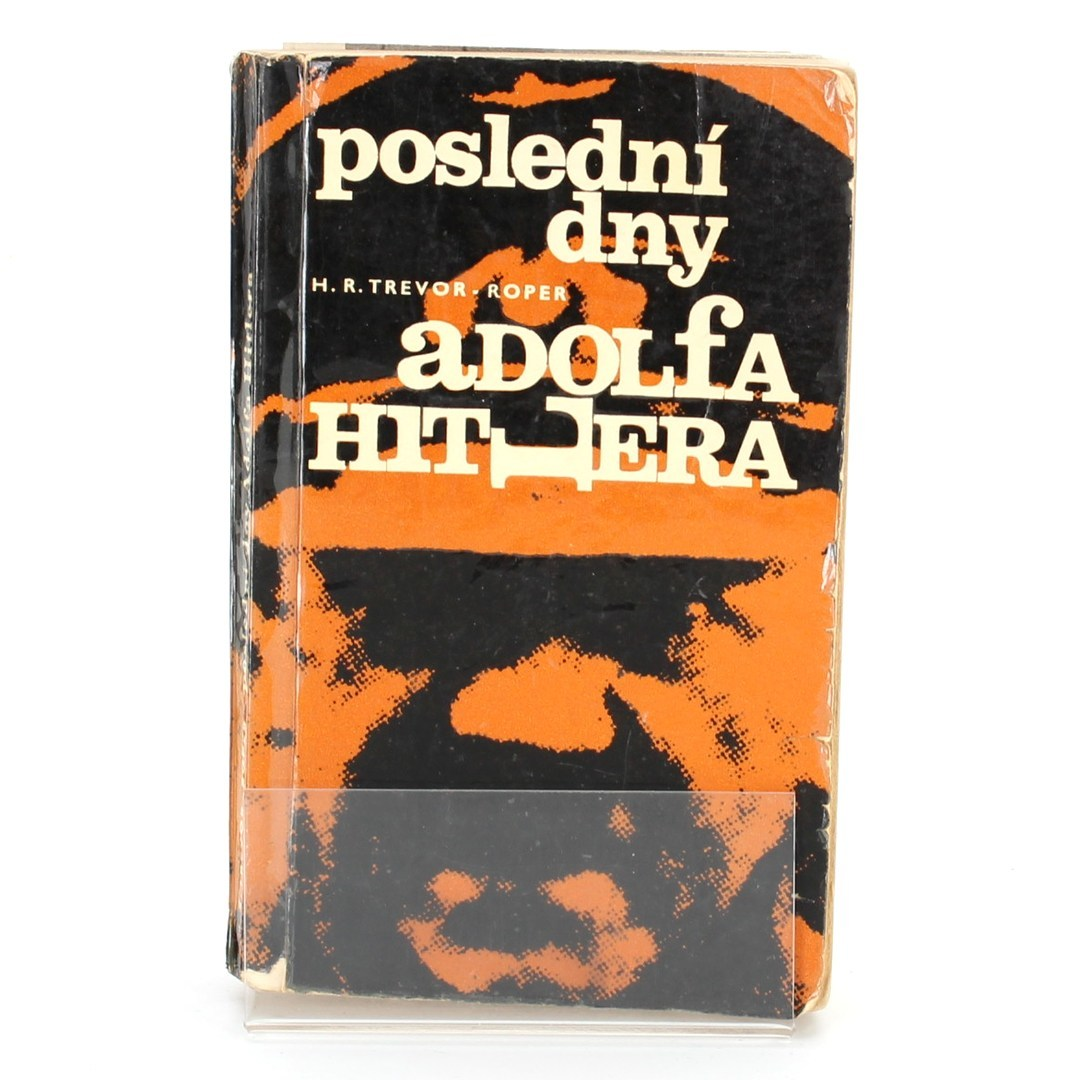 Kniha Poslední dny Adolfa ...