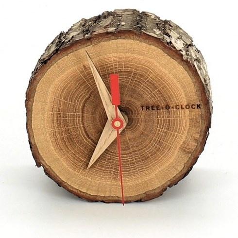 Stolní hodiny TFA Tree-o-Clock 60.1028.08