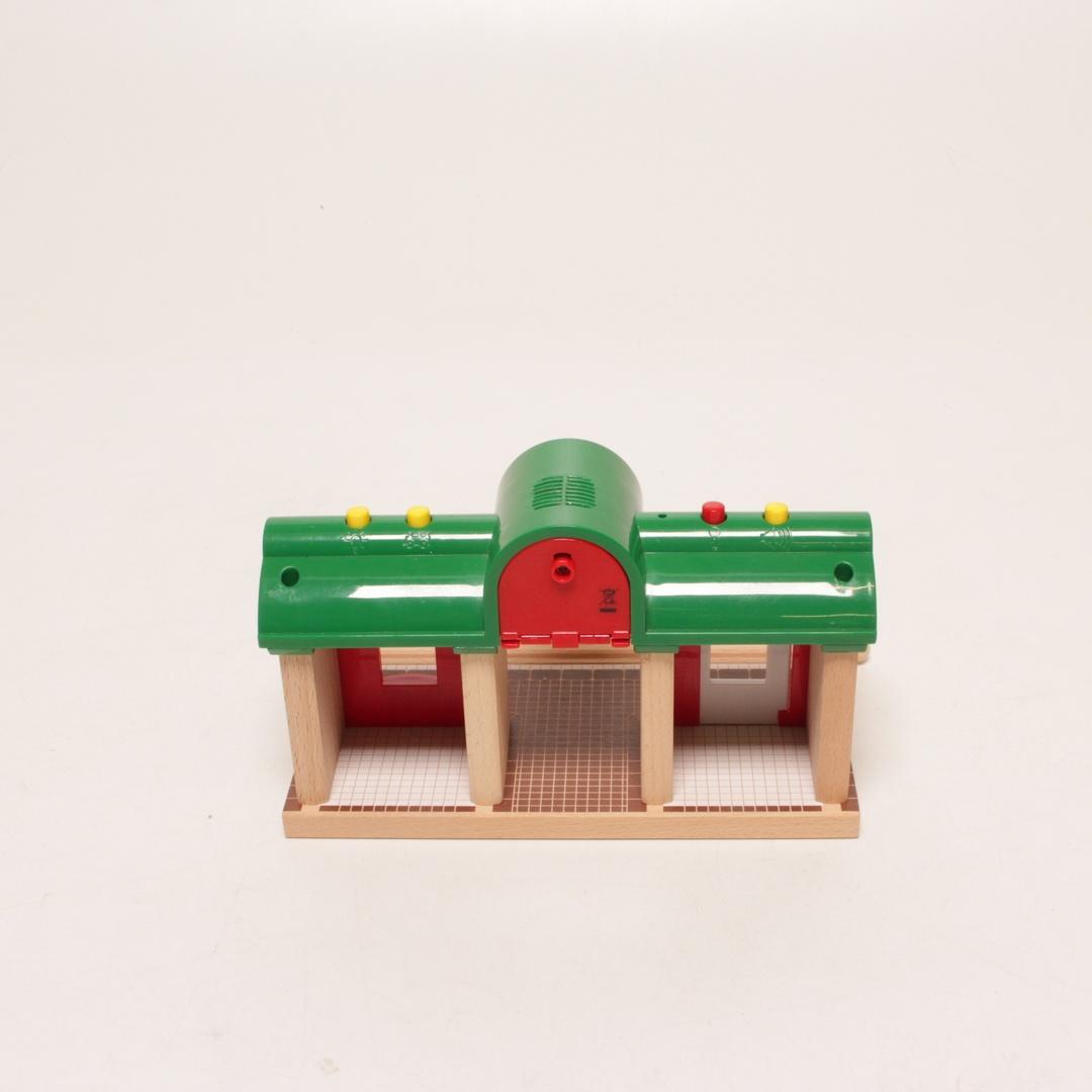 Železniční stanice Brio World 33578