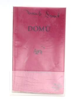 Kniha Jakub Deml: Domů