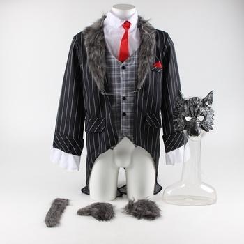 Karnevalový kostým Smiffys vlk