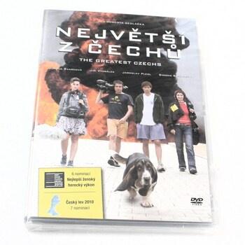 DVD film Největší z Čechů