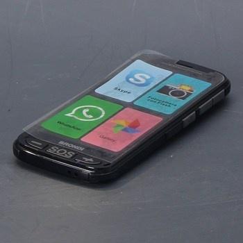 Mobilní telefon Brondi Amico Smartphone