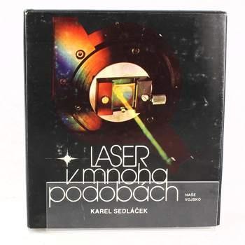 Kniha Laser v mnoha podobách