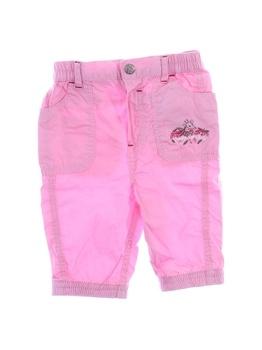 Kojenecké kalhoty Dopodopo růžové