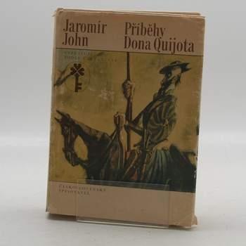Kniha Jaromír John: Příběhy Dona Quijota