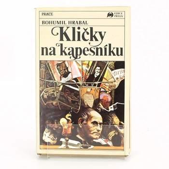 Kniha Kličky na kapesníku-Bohumil Hrabal