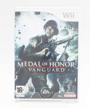 Hra na Nintendo Wii - Medal of Honor Vang