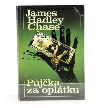 Kniha Půjčka za oplátku James Hadley Chase
