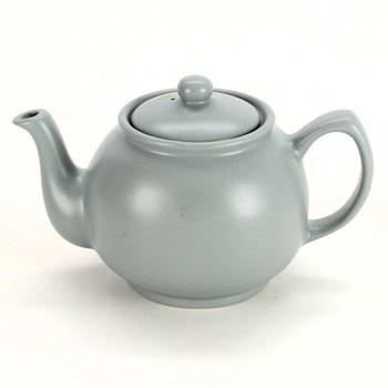 Čajová konvice Price Kensington matně šedá
