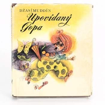 Kniha Upovídaný Gopa Džasímuddín