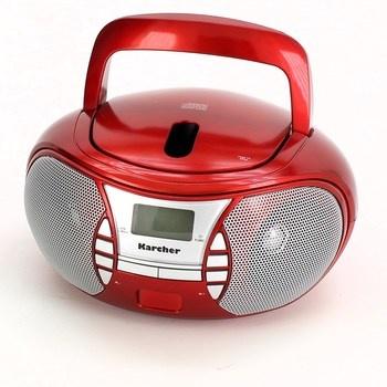 Přenosné rádio Kärcher RR 5025-R