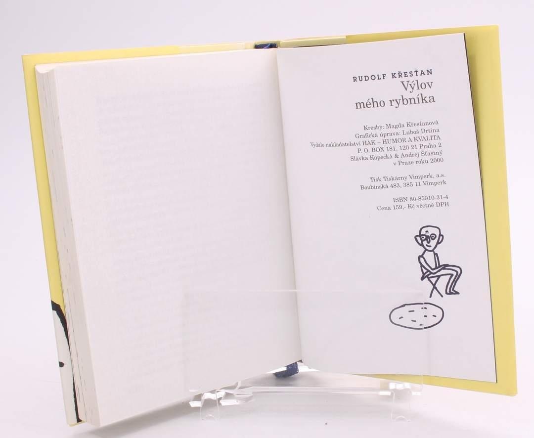 Kniha Rudolf Křesťan: Výlov mého rybníka