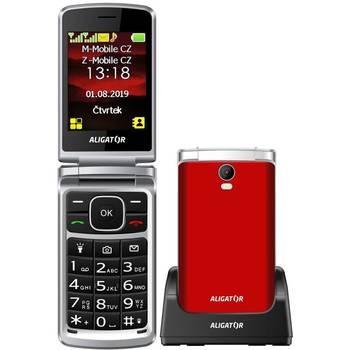 Mobilní telefon Aligator V710 Senior Dual