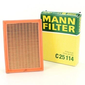 Vzduchový filtr Mann Filter C 25 114