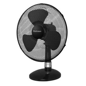 Stolní ventilátor Rohnson R-837 černý