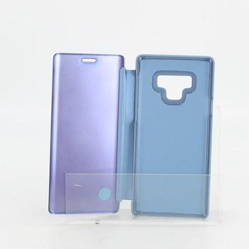 Flipový kryt Samsung Galaxy Note 10 modrý