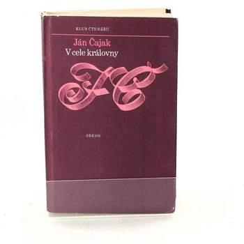 Kniha Ján Čajak: V cele královny