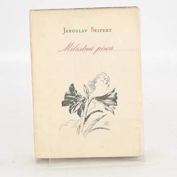 Kniha Jaroslav Seifert: Milostná píseň