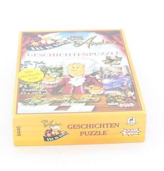 Dětské puzzle Little Amadeus
