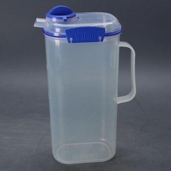Džbán plastový Sistema Klip It