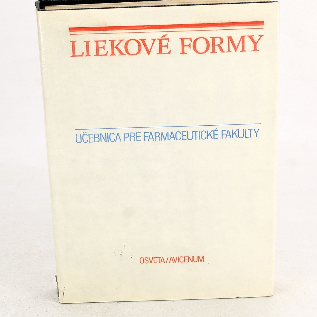 Kolektiv autorů: Liekové formy