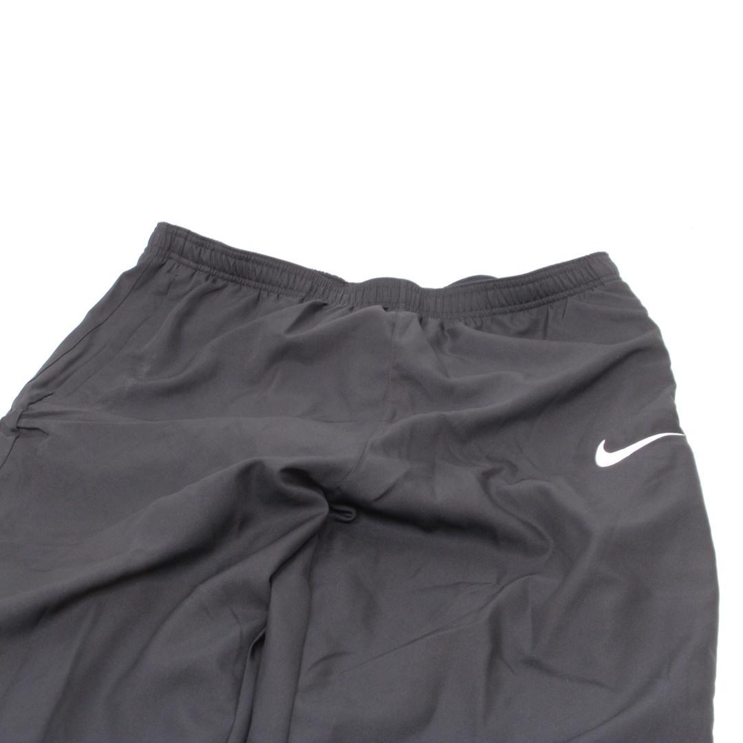 Pánské černé tepláky Nike