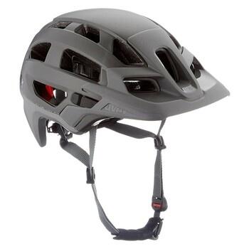 Cyklistická helma Uvex S410967 52-57 šedá